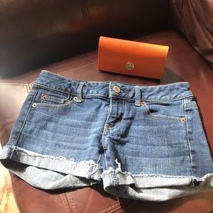 American Eagle Jean Shorts (stretch)